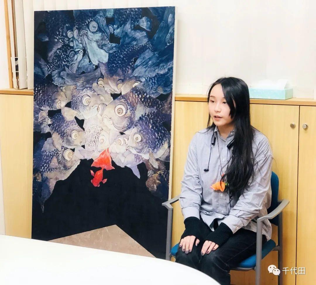 合格经验谈 语言学校和美术指导学院在一起的千代田真的是太方便了!