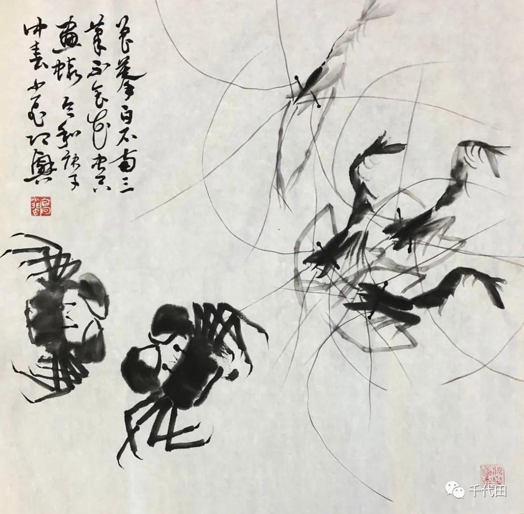 千代田新闻|倒计时最后四天!疫·艺·翼 2020日中青年在线公益美术展·特邀嘉宾作品