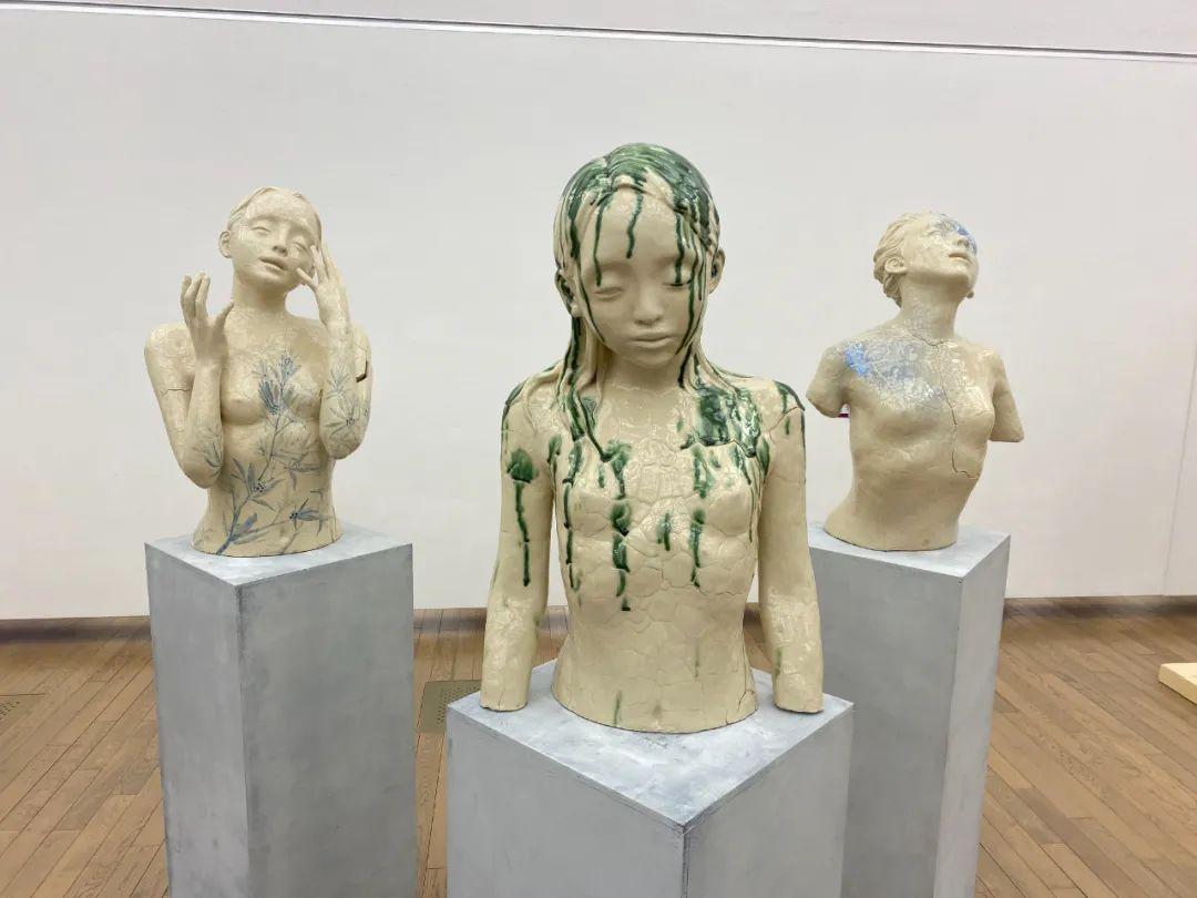 千代田美术丨去美术馆看展览才是正经事·东京五美联合画展见学记