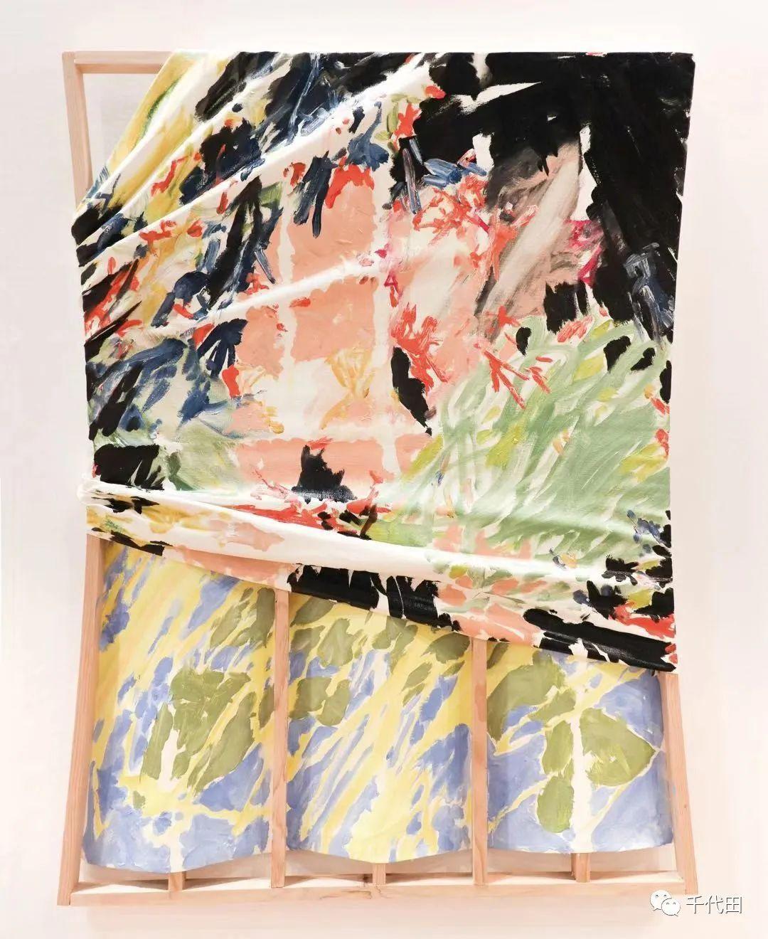 千代田美术丨少儿线上美术教室中期成果